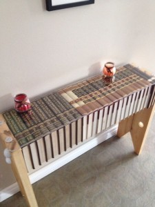homie spiti book table diy 4